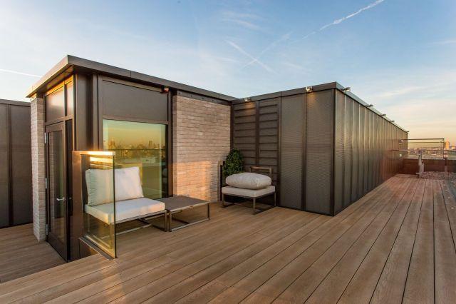 Thumbnail Duplex to rent in Embassy Gardens, Nine Elms