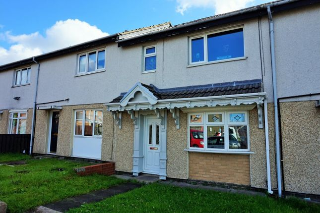Thumbnail Terraced house for sale in Hambleton Road, Bishop Auckland