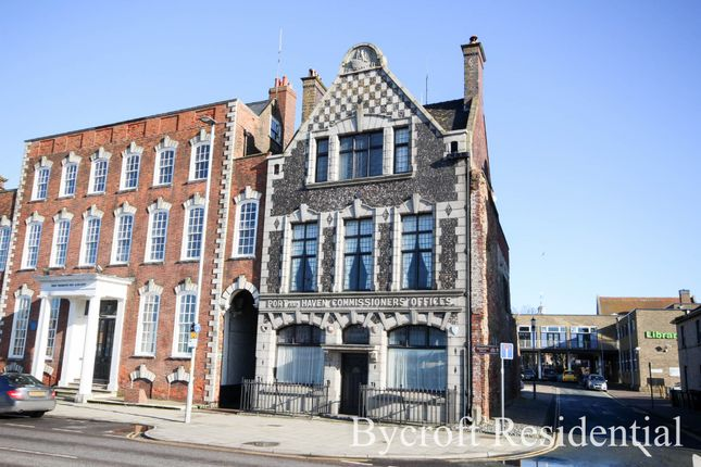 Thumbnail End terrace house for sale in South Quay, Great Yarmouth