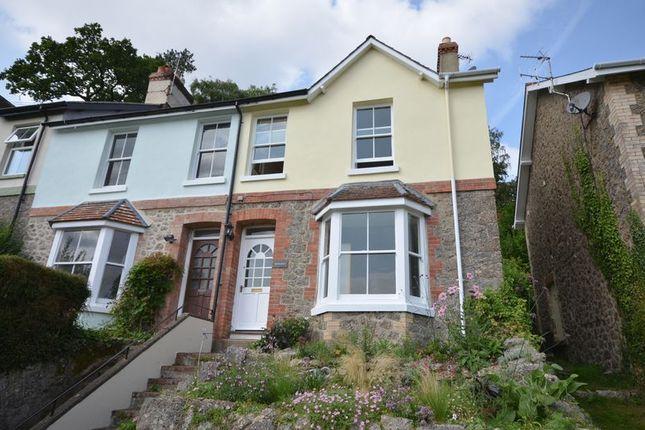 Thumbnail Terraced house for sale in Pethybridge, Lustleigh, Newton Abbot