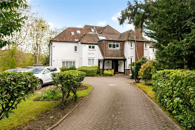 Thumbnail Flat for sale in Birken Court, Rickmansworth Road, Northwood, Middlesex