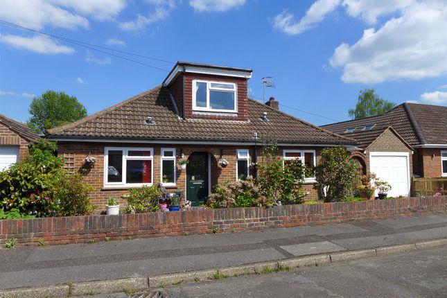 Thumbnail Detached bungalow for sale in Copse Road, Hildenborough, Tonbridge