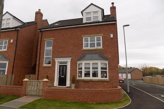 Thumbnail Detached house for sale in Canney Hill, Coundon Gate, Bishop Auckland