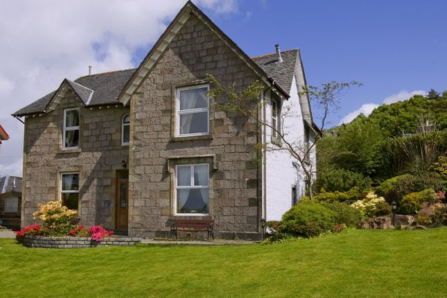 Thumbnail Detached house for sale in The Old Manse, Dalriach Road, Oban, Argyll