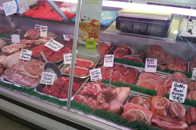 Thumbnail Retail premises for sale in Butchers YO19, Riccall, North Yorkshire