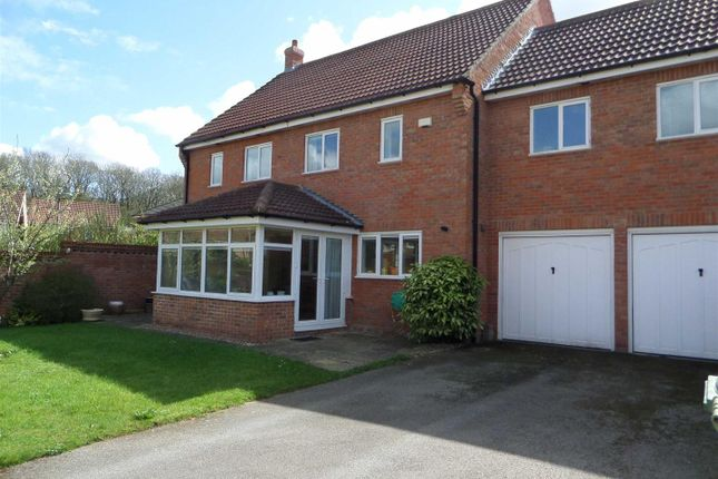 Thumbnail Detached house to rent in Boltwood Grove, Medbourne, Milton Keynes