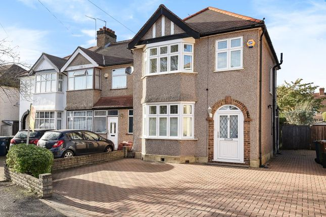 Thumbnail Semi-detached house to rent in Park Crescent, Harrow