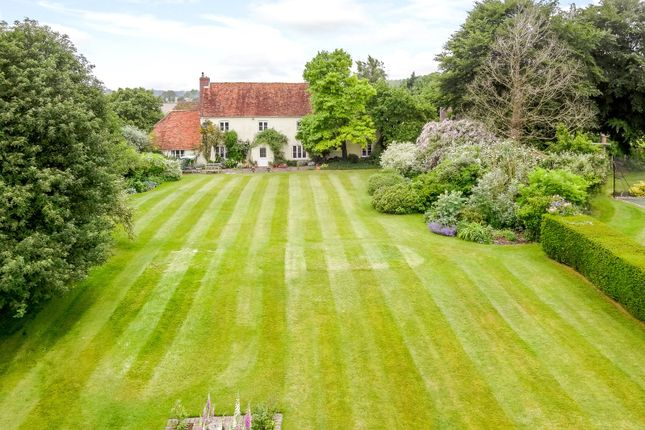 Thumbnail Detached house for sale in Hatherden, Andover, Hampshire