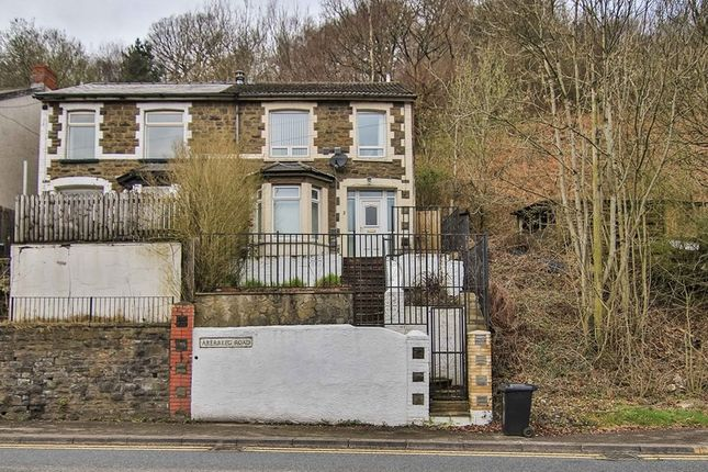 Thumbnail Semi-detached house for sale in Aberbeeg Road, Aberbeeg, Abertillery