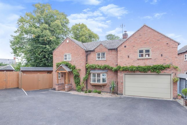 5 bed detached house for sale in Laurel Fields, Claybrooke Magna, Lutterworth LE17