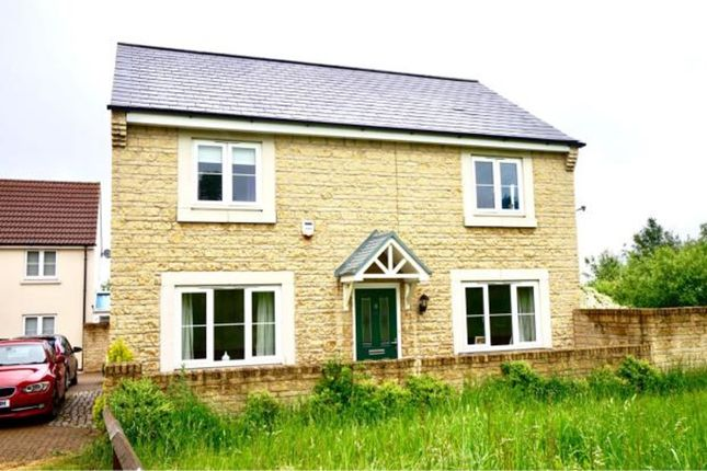 Thumbnail Detached house to rent in Merlin Close, Brockworth, Gloucester