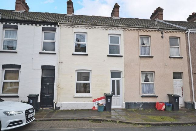 Thumbnail Property to rent in Feering Street, Newport