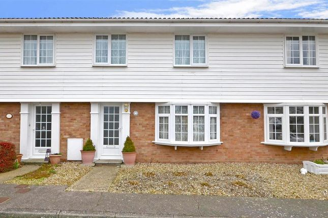 Thumbnail Terraced house for sale in Grisbrook Farm Close, Lydd, Romney Marsh, Kent