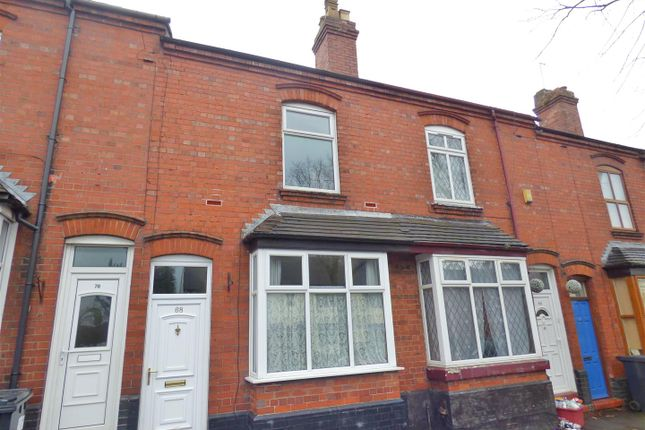 Thumbnail Property to rent in Albert Street, Newcastle-Under-Lyme