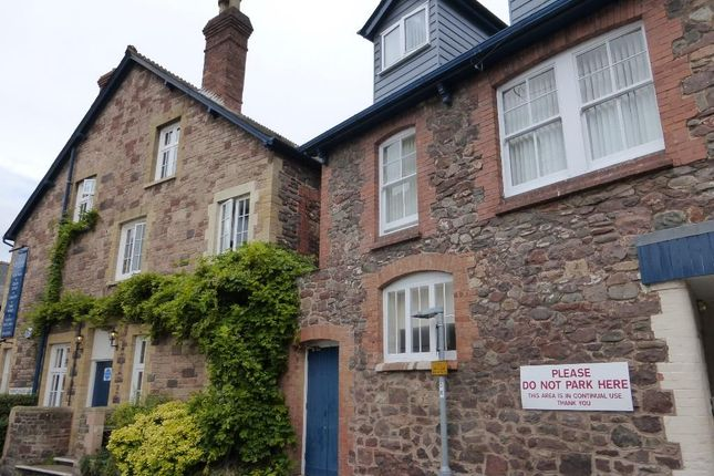 Thumbnail Studio to rent in Market House Lane, Minehead