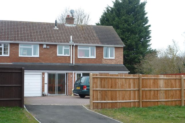 Thumbnail Property to rent in Highworth Road, Stratton St. Margaret, Swindon