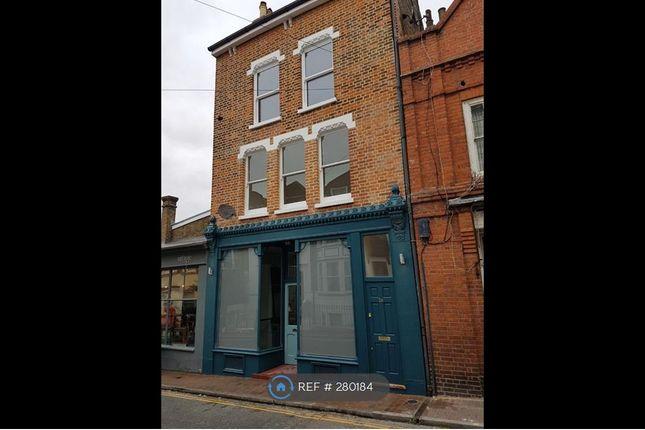 Thumbnail Flat to rent in Addington Street, Ramsgate