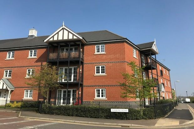 Thumbnail Flat to rent in Turbine Road, Colchester