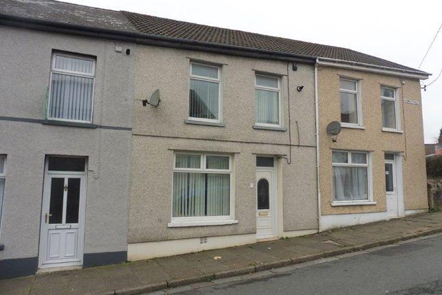 Thumbnail Terraced house for sale in Seward Street, Penydarren, Merthyr Tydfil