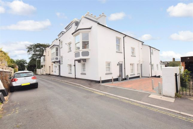 Thumbnail Flat for sale in 10 Higher Brimley Road, Teignmouth, Devon