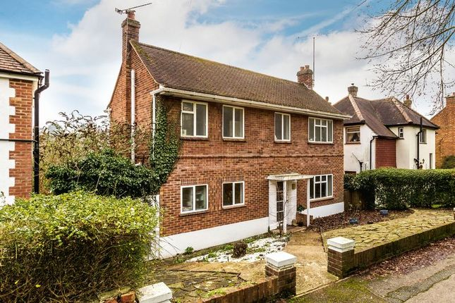 Thumbnail Detached house for sale in Selsdon Road, South Croydon