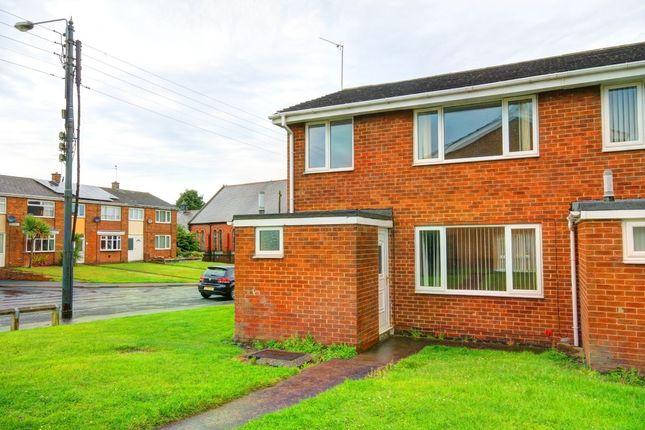 Thumbnail Semi-detached house to rent in Summerfield, West Pelton, Stanley