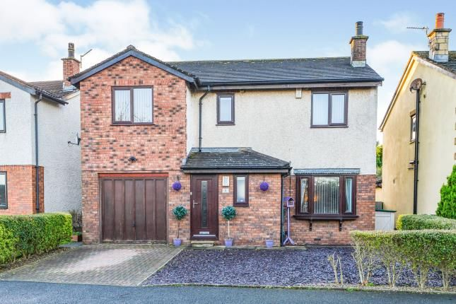 Thumbnail Detached house for sale in Longmeadow Lane, Heysham, Morecambe, Lancashire
