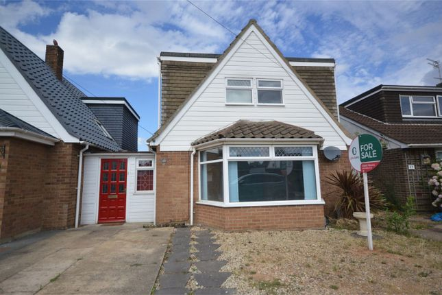 Thumbnail Link-detached house for sale in Meadow Close, Hellesdon, Norwich, Norfolk