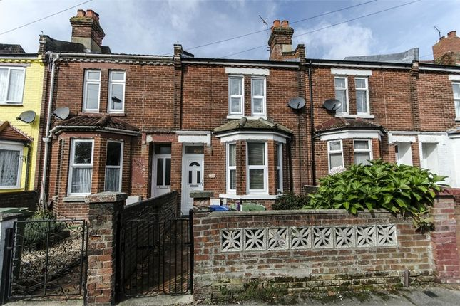 Thumbnail 3 bed terraced house to rent in Ludlow Road, Itchen, Southampton, Hampshire