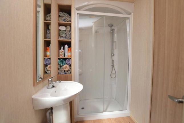 Shower Room of Praa Sands Holiday Park, Praa Sands, Penzance TR20