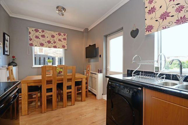 Dining Kitchen of Houstead Road, Handsworth, Sheffield S9