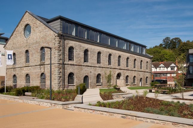 2 bedroom flat for sale in Oculus House, Brandon Yard, Lime Kiln Road, Bristol
