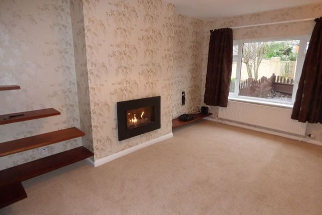 Thumbnail Semi-detached house to rent in Park Drive, Sprotbrough, Doncaster