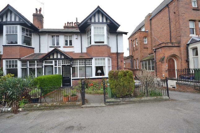 Thumbnail Semi-detached house for sale in Grosvenor Road, Scarborough