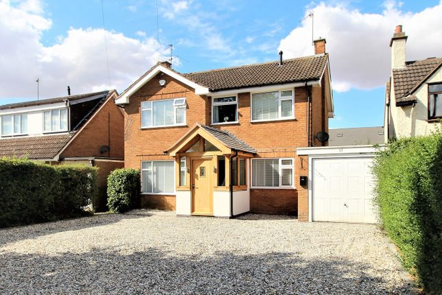 Thumbnail Detached house for sale in Crick Road, Rugby