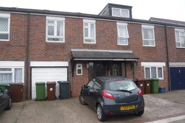 Thumbnail Terraced house for sale in Dales Road, Borehamwood