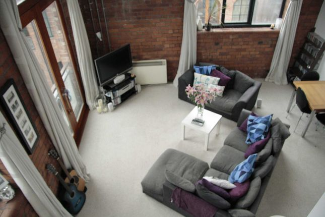 Thumbnail Flat to rent in Emery Warehouse, Britannia Mills, Castlefield