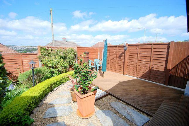 Garden F of Long Ley, Plymouth PL3