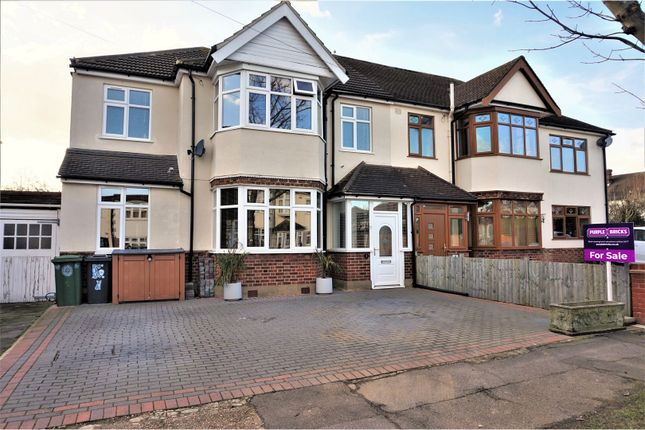 Thumbnail Semi-detached house for sale in Beltinge Road, Romford