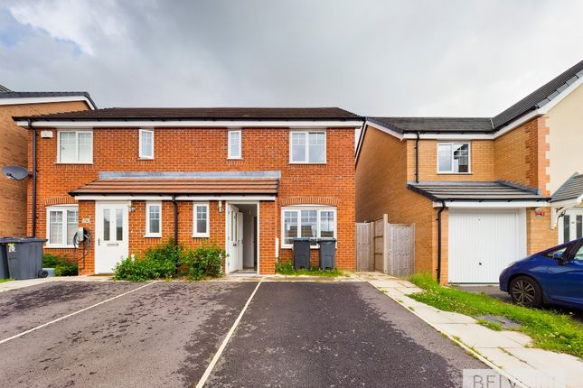 Thumbnail Semi-detached house for sale in Ansell Way, Birmingham