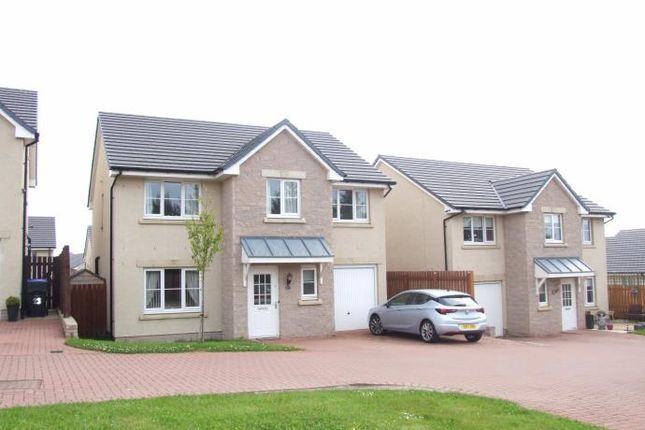 Thumbnail Detached house to rent in Balquharn Drive, Portlethen, Aberdeen