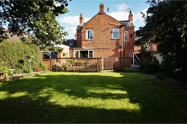 Thumbnail Detached house for sale in St. Peters Street, Syston
