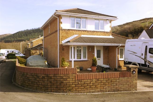 Thumbnail Detached house for sale in Gwaun Afan, Cwmavon, Port Talbot, West Glamorgan