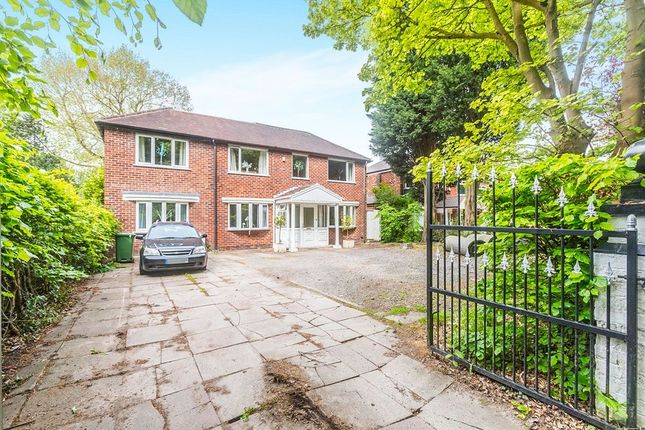 Thumbnail Detached house for sale in Wythenshawe Road, Manchester
