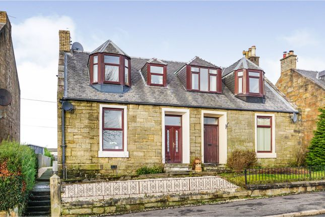 Thumbnail Semi-detached house for sale in Barrhill Road, Cumnock