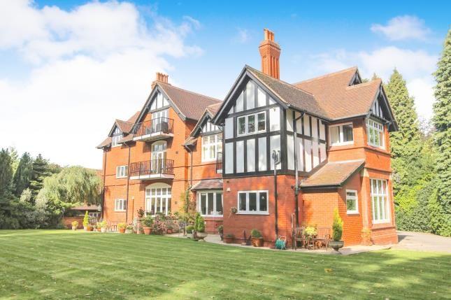 Thumbnail Flat for sale in Flat 2, Macclesfield Road, Alderley Edge, Cheshire