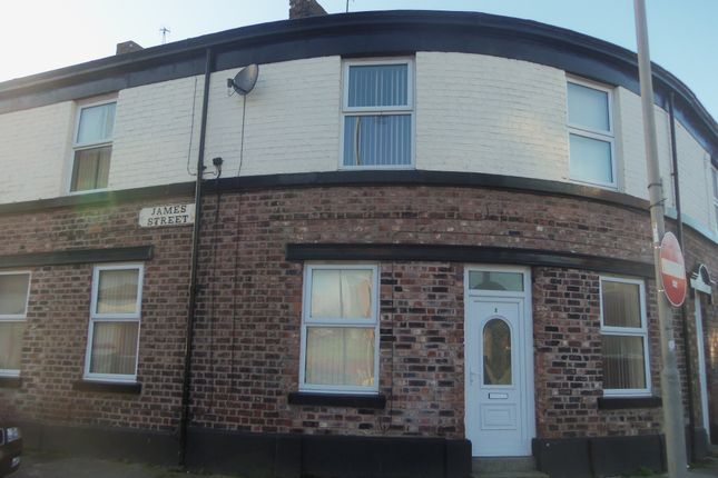 3 bed terraced house to rent in James Street, Garston, Liverpool