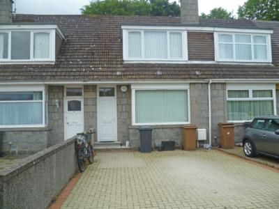 Thumbnail Terraced house to rent in 29 Springfield Pl, Aberdeen