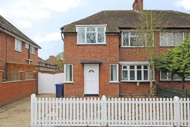 Thumbnail Property to rent in Cuckoo Avenue, London
