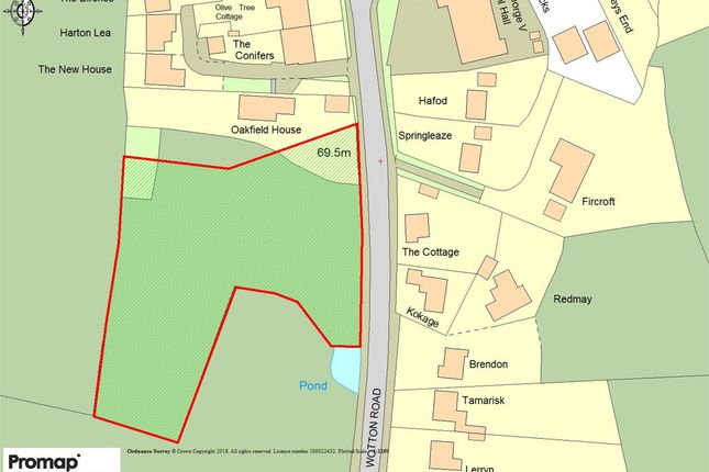 Thumbnail Property for sale in Land At Oakfield House, Rangeworthy, Bristol